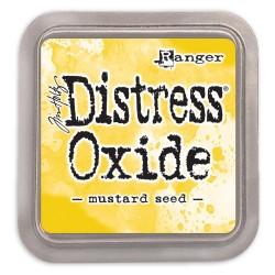 DISTRESS INK OXIDE - MUSTARD SEED