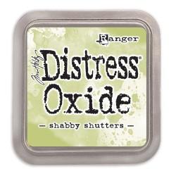 DISTRESS INK OXIDE - SHABBY SHUTTERS