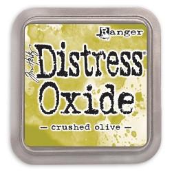 DISTRESS INK OXIDE - CRUSHED OLIVE