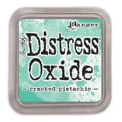 DISTRESS INK OXIDE - CRACKED PISTACHIO