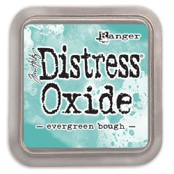 DISTRESS INK OXIDE - EVERGREEN BOUGH