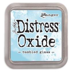 DISTRESS INK OXIDE - TUMBLED GLASS