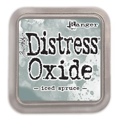 DISTRESS INK OXIDE - ICED SPRUCE