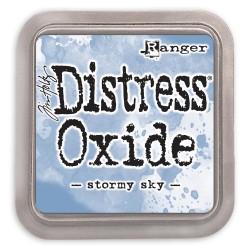 DISTRESS INK OXIDE - STORMY SKY