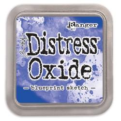 DISTRESS INK OXIDE - BLUEPRINT SKETCH