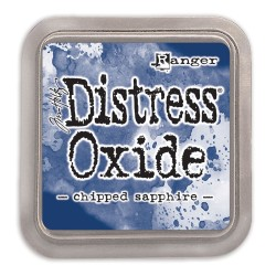 DISTRESS INK OXIDE - CHIPPED SAPPHIRE