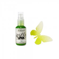 SPARKLY INK 50 ml - LIME